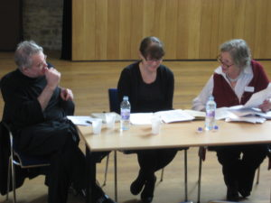 Martin Wiggins, Lucy Munro, and Katherine Duncan-Jones